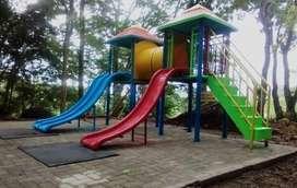 playground taman indoor 13 odong odong full fiber tayo