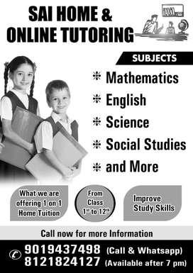 Sai home tutoring