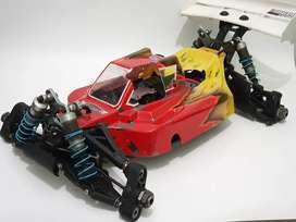 RC Buggy Mugen MBX7 Conversi Elektrik