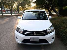 Suzuki Cultus VXL Model: 2018 on easy installment