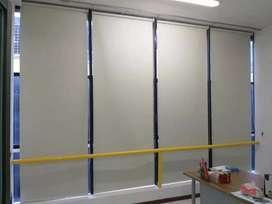 gordyn vertikal horizontal roll blind konsep elegan berkualitas