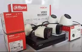 Plus Pasang Complit Camera CCTV sawangan depok