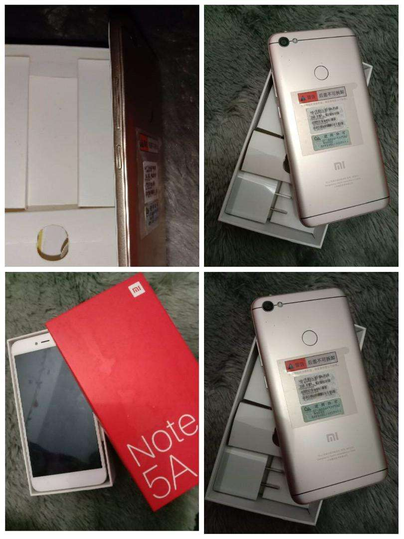 Xiaomi redmi note 5a 3gb/32gb 0
