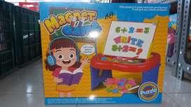 Mainan Edukasi Magnet Game