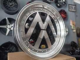 Velg Murah buat Mini Cooper Mercy Audi model AMW VW Ring 17x7.5 h5x114