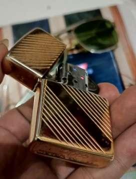 Zippo Golden Elegance classic gold plated