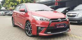 Toyota Yaris 1.5 s CVT 2017