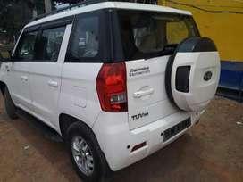 Mahindra TUV 300 MHAWK100 T8 AMT (Automatic), 2015, Diesel