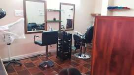 Pavani beauty parlour