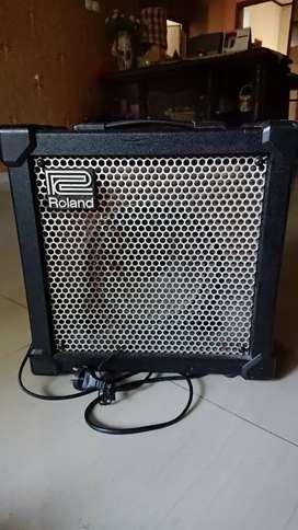 Roland cub 20XL (gitar)