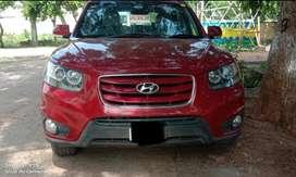 Hyundai Santa Fe 2012 Diesel 107000 Km Driven