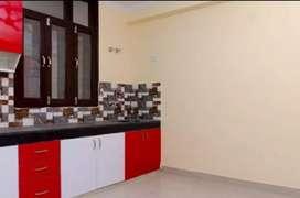 1 room kitchen builder floor located in saket area