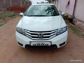 Honda City 2013 no scratches