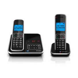 Cordless Phone with wireless Intercom (used)