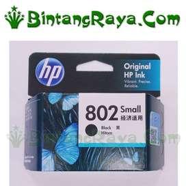 Tinta HP 802 Black