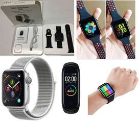 Smart watches Waterproof Sports for smartphone, GPS, Touch Health band