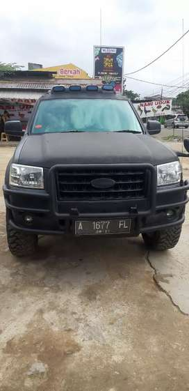 ford everest mt 2007 pajk off