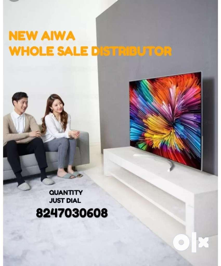 "32""SMART 4K FULLY HD 1080P 4K 2yrs Warrenty NEW AIWA WITH BILL BRAND 0"