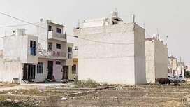 Gated socity ke low prices plot near by badshpur and sector 67A ke pas