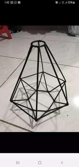 Kap lampu industrial lampu vintage lampu gantung lampu tumblr