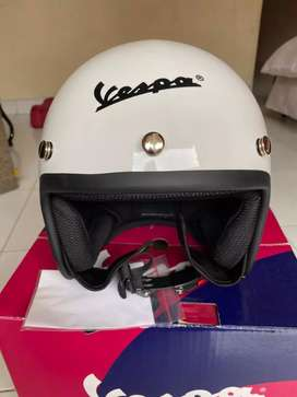 HELM VESPA XENTIAL WHITE XL