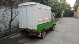 Suzuki pick up insulated ac container for sale (only ac container)