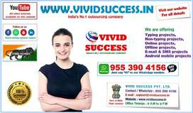 PART-TIME jobs available in India's Best company. VIVIDSUCCESS IN