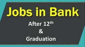 Vacancy for Banking Job