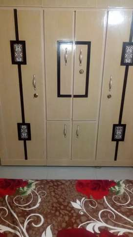 Best wood work and hevy metarial used for cup board and sleeping bed