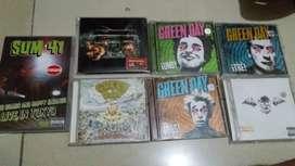 Koleksi CD Green Day