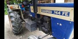 Tractor Swaraj 744 FE is for sell ,9 month old only