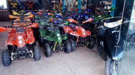BRAND NEW 0 METER 70 CC TO 150 CC QUAD ATV BIKE full verity 4 sale.