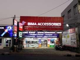 Dicari SPB/ SPG untuk toko Accessories Handphone di Denpasar