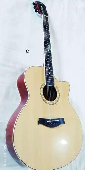 Akustik gitar posisi Samarinda