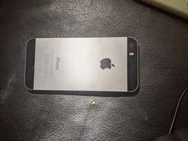 Apple iphone 5s only for parts  display camera body etc