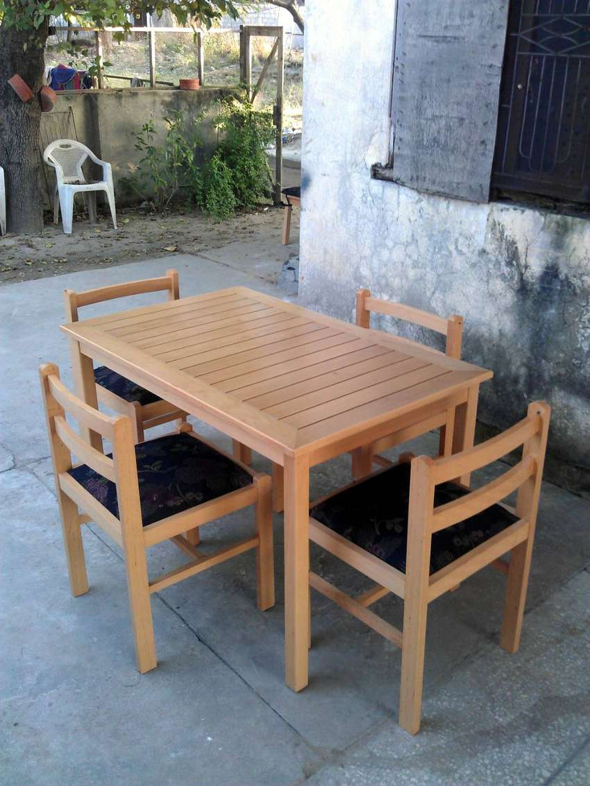 Compact Dining Table Set 0