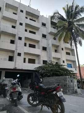 Corner flat East facing flats for sale in begur Vishwapriya Layout