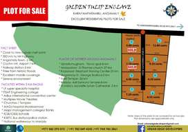 Housing plots for sale
