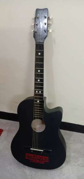 Beginners acoustic six string guitar for sale