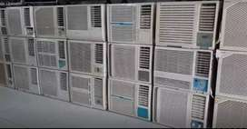 New And Used Window Acs 3 amp low consuption Available