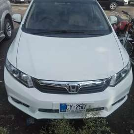 Honda Civic 2014 ug in a very good condition