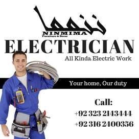 Electricians Available - Excellent quality work done