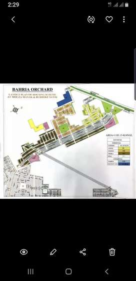 Phase 2ext Bahria orchard lhr open farom