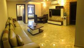 E 11 Near to Marghlla double road 3bed brand new full furnished for rn