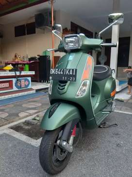 Vespa 2018 S Igets Super Low Km Bukan Sprint