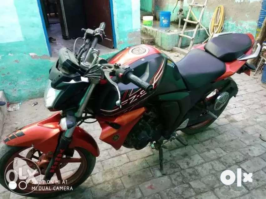 Yamaha fz v2 0