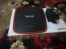 Tenda device well condition with entina
