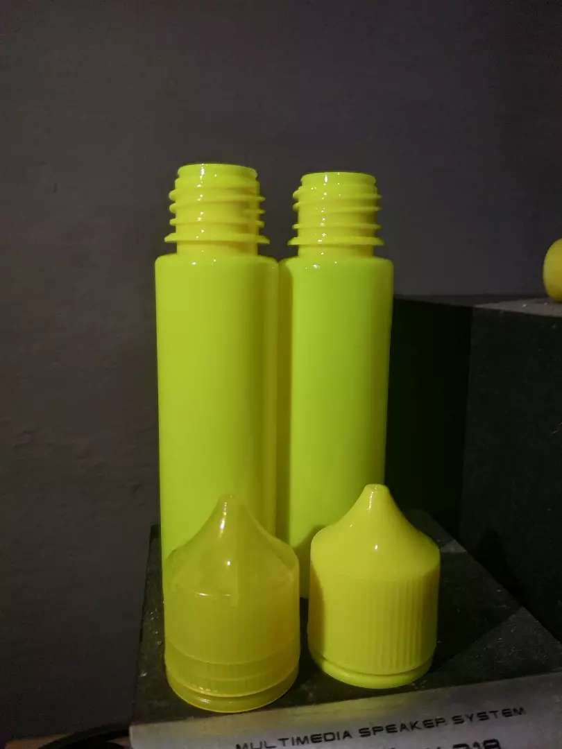Botol 60ml Solid flo 0