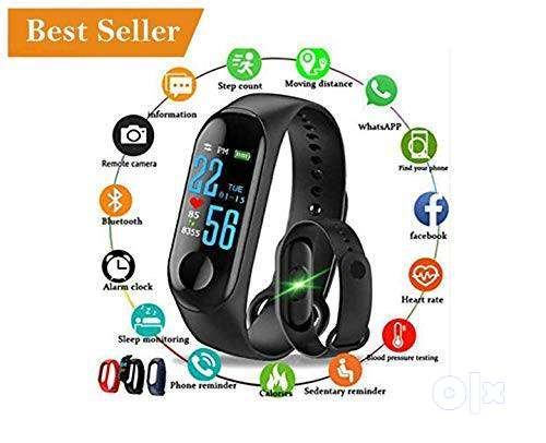 No Bargain M3 Fitness Band - Brand New - New 0