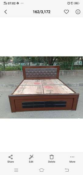 Good quality bedsBrand new double bed with good finishingAvailable at